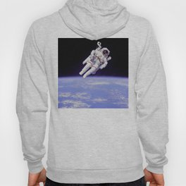 Astronaut on a Spacewalk Hoody