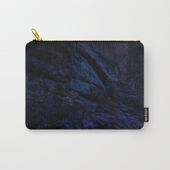 Enchanted Midnight Forest Wall Carry-All Pouch