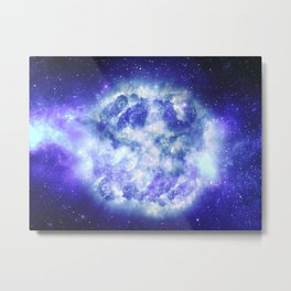 Star Detonation Metal Print
