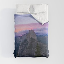 Yosemite National Park at Sunset Comforters