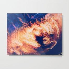 Pheonix 2 Metal Print