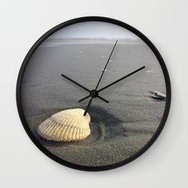 Shell Game Wall Clock