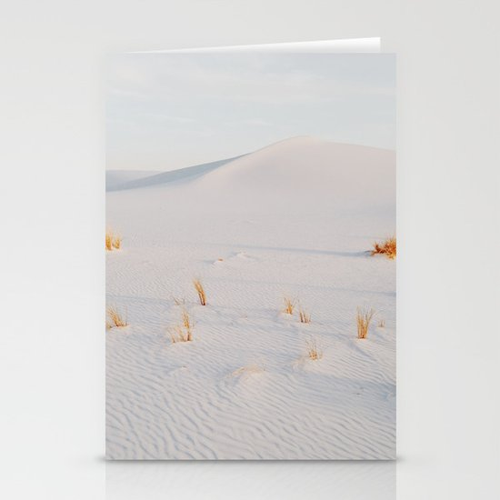 White Sands National Monument Stationery Cards