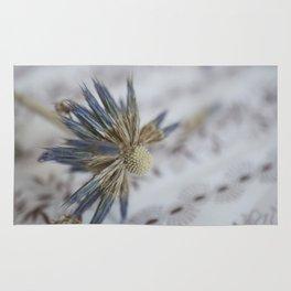 Broken Flower. Rug
