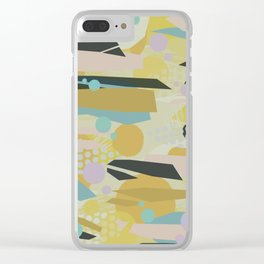 Let´s get crazy Clear iPhone Case