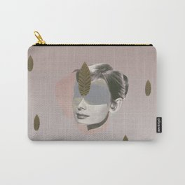 AUDREY HEPBURN - Actr3ss Carry-All Pouch
