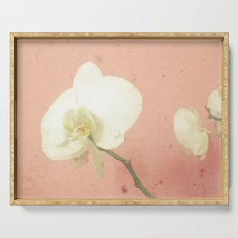 Pale Orchid Serving Tray