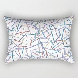 Stick Picnic Rectangular Pillow