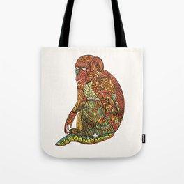 The Monkey Tote Bag