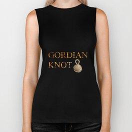 Gordion Knot Biker Tank