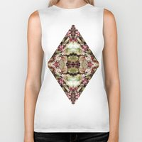 antique Biker Tanks featuring Antique Nature by LovePsyence