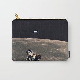 Apollo 11 Lunar Module Moon & Earth Carry-All Pouch