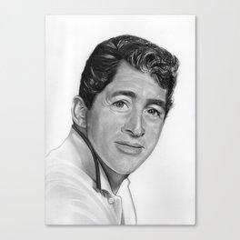 Dean Martin Canvas Print