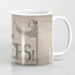 Cheers! Coffee Mug