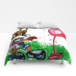Love Fighter Comforters