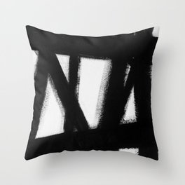 No. 63 Throw Pillow