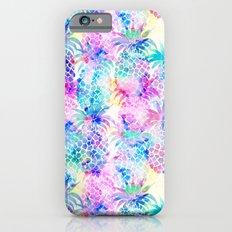 Pineapple Dream iPhone 6s Slim Case