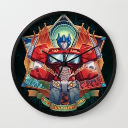 The Exalted One Wall Clock
