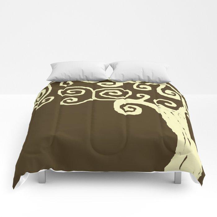 Jude's Tree Comforters