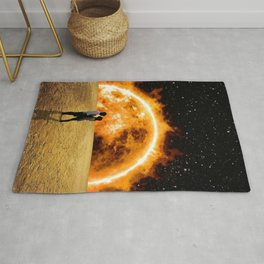 Sun...You Are The One... Rug