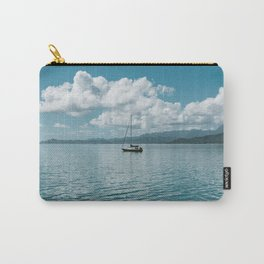 Hawaiian Boat Carry-All Pouch