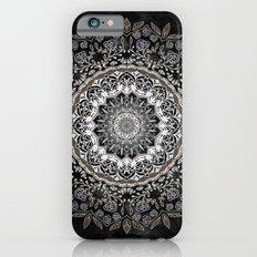 GOLD FLORAL MANDALA Slim Case iPhone 6s