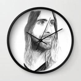 Jared Leto Wall Clock