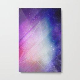 Stellar Metal Print