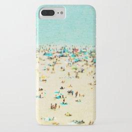 Coney Island Beach iPhone Case