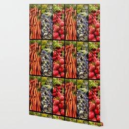 Farmers Market Wallpaper