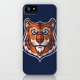 Tiger Shield iPhone Case