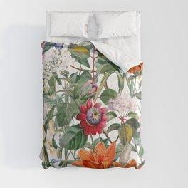 Vintage Garden IX Comforters