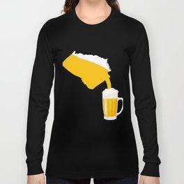 California Drinking Team Beer Lovers Drink Local Long Sleeve T-shirt