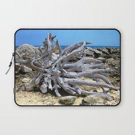 Bermuda  Driftwood Laptop Sleeve