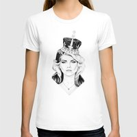 harry T-shirts featuring Debbie Harry by Tracie Andrews