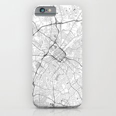 Charlotte Map Gray Slim Case iPhone 6