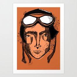 Howard Art Print