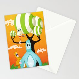 Loky's Fear Stationery Cards