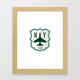 NYJFC (Spanish) Framed Art Print