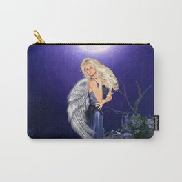 ANGEL OF THE POND Carry-All Pouch