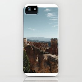 Bryce Canyon USA iPhone Case
