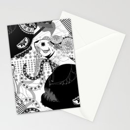 fancy deep‐sea fish! Stationery Cards