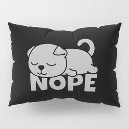 Scottish Fold Cat Pillow Sham