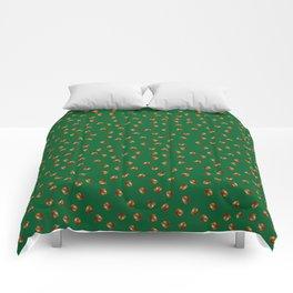 Acorn Pattern-Camarone Comforters