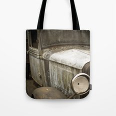 Loved that Old Truck Tote Bag