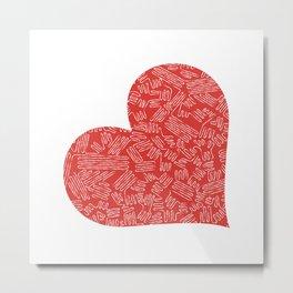 Heart (1) Metal Print
