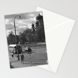 Cathedral of St. Mary Magdalene in Warsaw Stationery Cards
