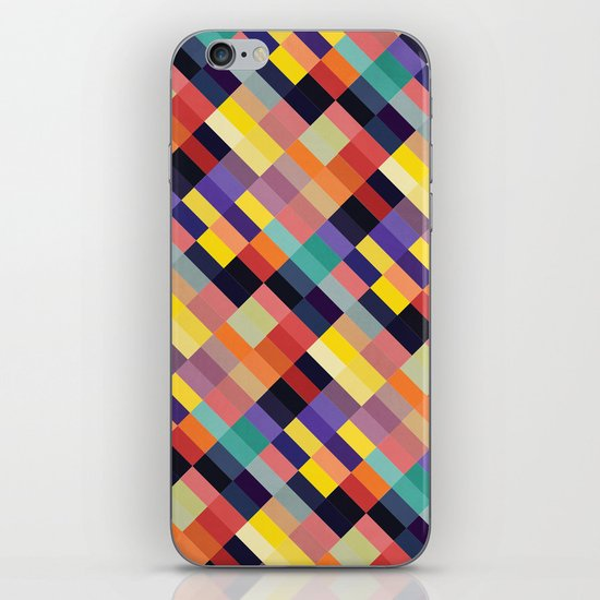 Geometri I iPhone & iPod Skin