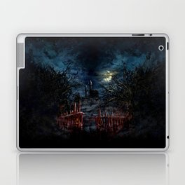 Castlevania: Vampire Variations- Gates Laptop & iPad Skin