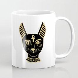 Cat goddess - Bastet Coffee Mug